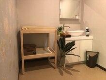 メノン 茨木店(Menon)の雰囲気(乳児のお子様へのおむつ替え台も完備しております。)