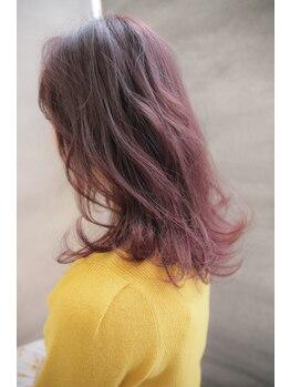 クレイジー ダイアモンドの写真/《極上うるツヤ美髪をgetして!!》イルミナカラーと良く合う3stepトリートメント取扱♪手触りも◎
