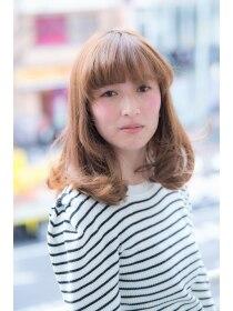 ヘアメイク リロウ(hair make relow by Nine9)ワンカールセミロング