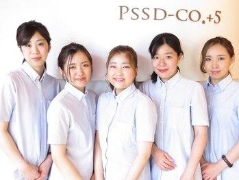 パズードコー(PSSD-CO.+5)の写真/大人女性の魅力を最大限に引き出します!!結婚式/パーティー…大切な日は業界人も認める一流staffにお任せ♪