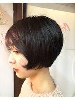 コレット ヘアー 大通(Colette hair)可愛いショート