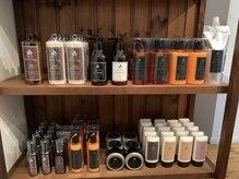 ルレーヴ 菊川店(Le reve)の雰囲気(オリジナルのつやシャンプー、スタイリング剤、取り扱ってます!)