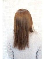 ヘアーメイク プリュム(Hair make Plume)ベージュカラー