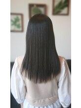 ミロクヘアー (Miroku hair)サラサラ☆ツヤツヤ☆縮毛矯正☆