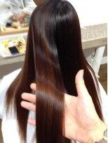 メルコヘアデザイン(melco HAIRDESIGN)圧倒的な質感の縮毛矯正