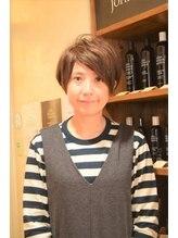 ヘアースタジオ アビィ(Hair Studio A Be)車塚 聡美