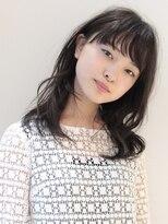 コクーン(Cocoon)【SHUN】フェミニン小顔レイヤーミディ