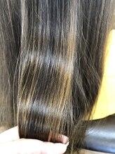フランジパニ(FRANGPANI)ツヤ髪