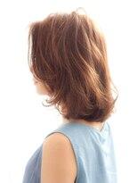 ミンクス 銀座二丁目店(MINX)MINX木俣】かきあげスイートショート