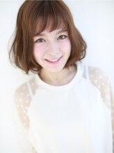 アグ ヘアー ルシエ豊田浄水店(Agu hair lucie)☆やわらかエアリーウェーブミディ☆