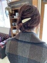 マイ ヘア デザイン(MY hair design)ゆるアレンジ