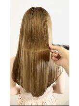 lott流 髪質に合わせた3つの髪質改善!!【幹細胞トリートメント】【酸熱トリートメント】【酸性縮毛矯正】
