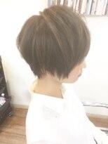 【micca下北沢】前下がりショート×ウェットヘア☆