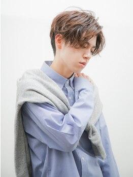 デイジー 八千代勝田台(daisy)の写真/【髪型や髪質にお困りの方・悩んでいる方必見!】男性だからこそのお悩みを解決して自身に変えましょう☆
