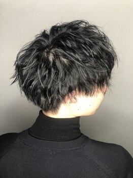 ヘアーデザイン フェローズ(Hair Design Fellows)の写真/《頭皮ケア効果◎パーソナルカット+クールスパ¥4600》リピーター多数の理由は丁寧な施術とサービスにあり!