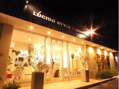 ルシードスタイル ムースユイット(LUCIDO STYLE mousse8)の写真