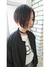 クッキー ヘアーアンドメイク(COOKIE Hair&Make)【COOKIE 】ウェットボブ