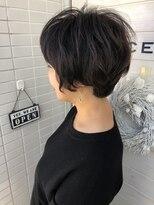 [OCEAN Hair&Life]大人可愛いショート×デジタルパーマ★