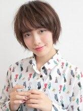 アグ ヘアー ダニエル 丸亀店(Agu hair daniel's)《Agu hair》マニッシュなのに女っぽショート