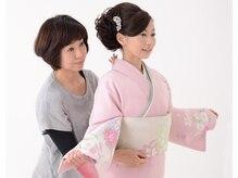 -京都でヘアセット&着付けといえば夢館-
