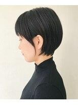 エトワール(Etoile HAIR SALON)黒髪/ハンサムショート