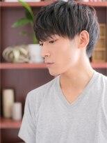 *+COVER HAIR+*…プラスパーマで男子力!b