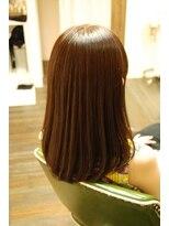 ヘアドクター ディービー 渋谷店(HAIR DOCTOR DB)カラーも変えてイメチェン 《ヘアドクターDB》