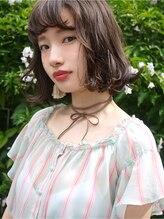 フェアレディ/ルガール 下北沢店(FAIRLADY/REGARD)Foreign girl * IT BOB / シアーイノセントボブ