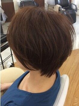 ヘアー グリース(hair GREASE)の写真/髪質改善を強みとするヘアケア専門店《hair GREASE》傷んだ髪のお悩みについてお気軽にご相談ください♪