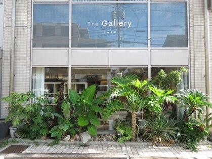 The Gallery hair 緑井駅前店
