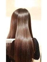 ヘアーミューズ リベロ(hair muse Livero)【Livero】ツヤロング×ブランジュ