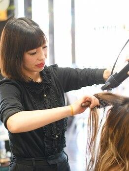 ヘアーヒロ 中央店(hair HIRO)の写真/いつもキレイでいてほしい…。そんな想いから通い続けられるようにお財布に優しい価格で技術をご提供。