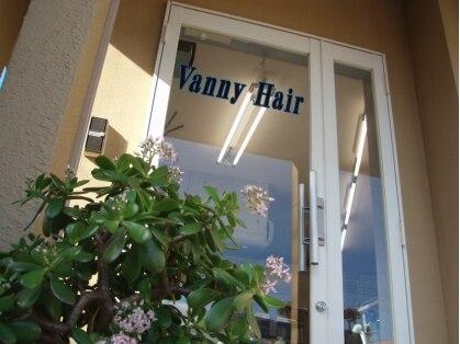 バニーヘアー(Vanny Hair)の写真