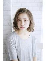 美髪デジタルパーマ/バレイヤージュノーブル/クラシカルロブ/212