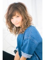 ヘアサロン レア(hair salon lea)【LEA赤羽☆】外国人風アッシュベージュ☆