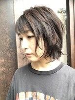 コレット ヘアー 大通(Colette hair)エアリーボブ