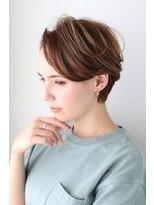 【HOMIE TOKYO】デザインカラーエッジショート211坂本
