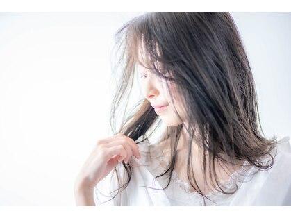 ヘアリライアンスウナ(hair reliance Una)の写真