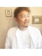 ヘアー サプリーム ラヒル(hair supreme Lahir)赤間 一仁