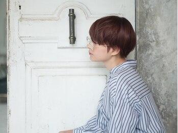 """シエル(Ciel)の写真/【Aujua取扱い◎】人それぞれ髪質は違うから,自分に合ったトリートメントを。見惚れる程の""""艶髪""""に◇"""
