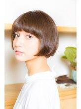 アーツ 町田店(Hair&Make arts)リップラインのマチルダボブ☆ 重め前髪