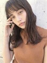 ミンクス 原宿店(MINX)【MINX近藤】大人かわいいくせ毛風毛先パーマ