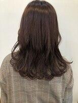 ヘア ミール(hair mirle)秋冬人気のラベンダーアッシュ