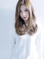 リリースセンバ(release SEMBA)releaseSEMBA『ホワイトアッシュベージュで♪ナチュロング☆』
