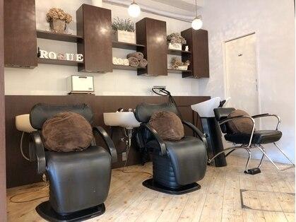 ローグヘアー 亀有店(Rogue HAIR)の写真