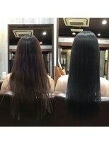 セブン ヘア ワークス(Seven Hair Works)[カラーエステ]ダークトーンカラー