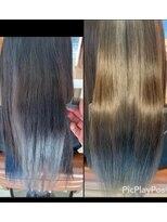 ジーナハーバー(JEANA HARBOR)【JEANAHARBOR後藤】髪質改善で触れたくなるツヤ髪に!