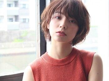 エメリヘアー(Emeli Hair)の写真/「ショートだからこそ楽しめるアレンジ」周りと差がつくショートスタイルにEmeliで出会って―…