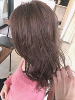 テラスヘア(TERRACE hair)ピンクグレージュ