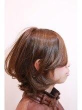 ヘアデザイン フランカ ブレンド(Hair Design Franca Blend)クール♪マッシュボブ。